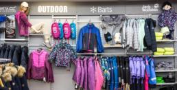 warme Bekleidung, Winterkleidung, Outdoorkleidung